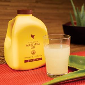 Gel di Aloe Vera da bere